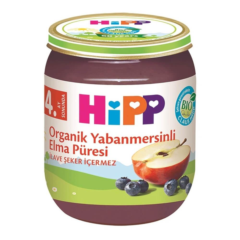 organik-yaban-mersinli-elma-puresi-glutensiz-bebek-pure-hipp