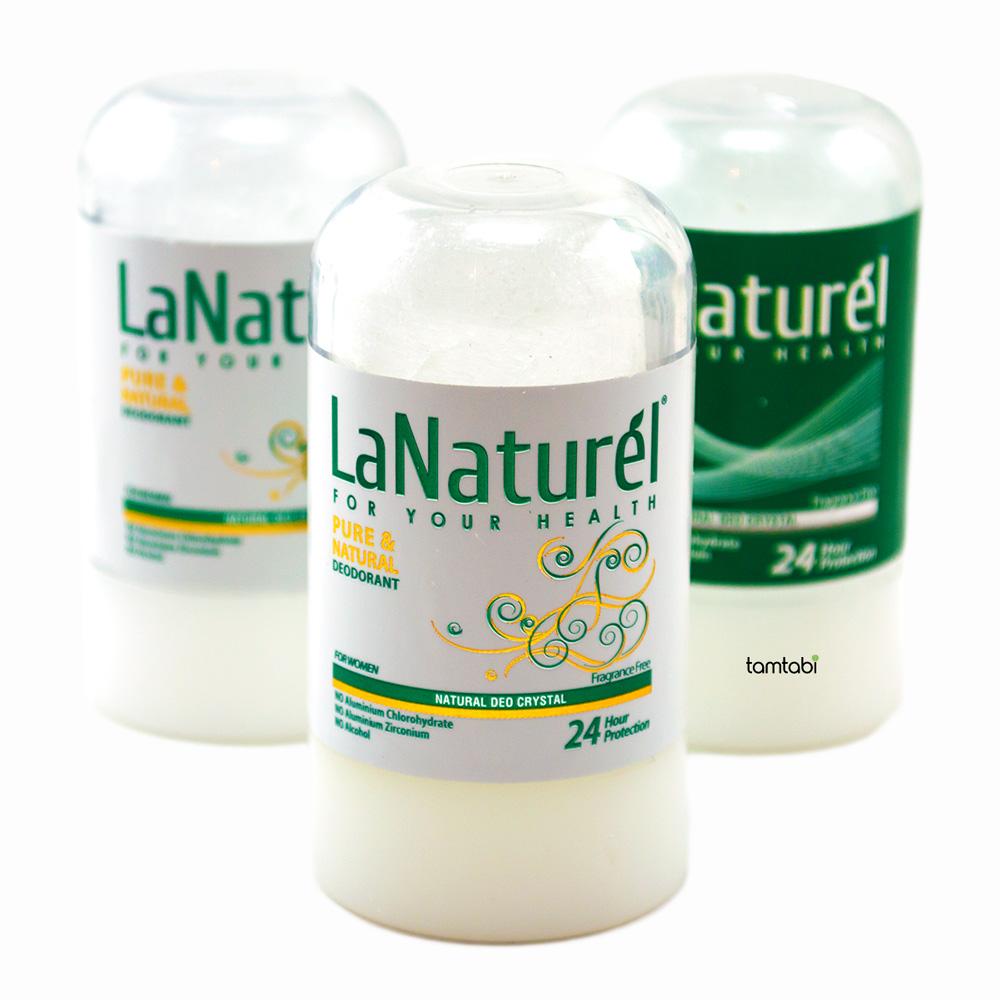 Doğal Taş Deodorant -Kadın