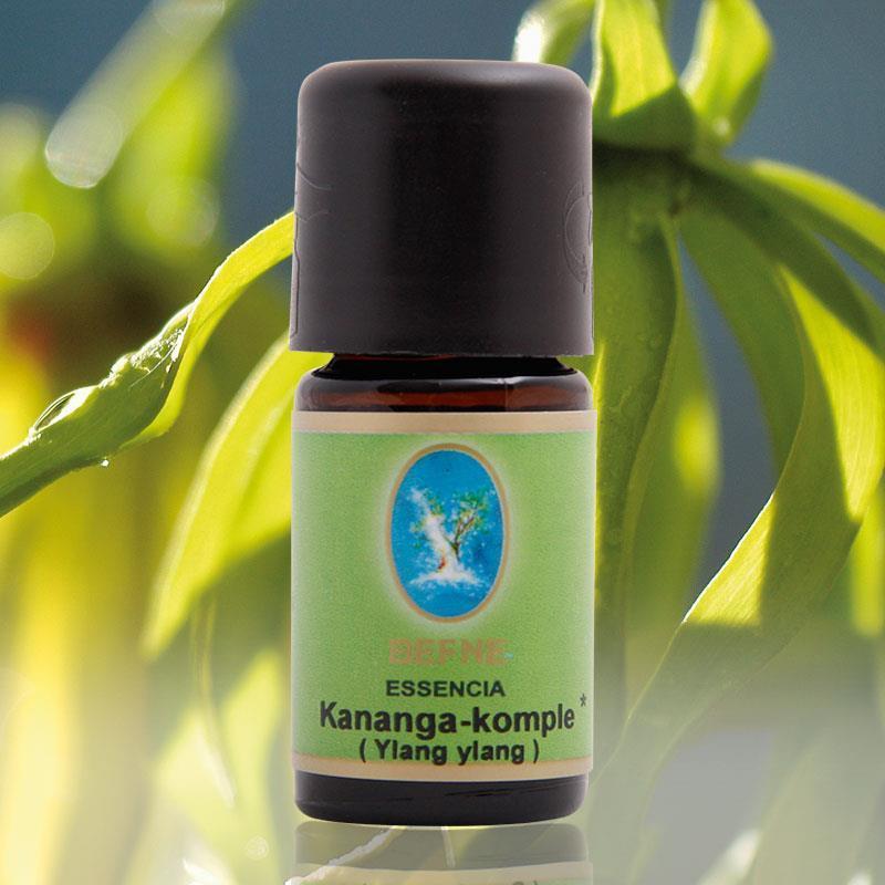 Kananga (Ylang Ylang) Yağı - 5ml
