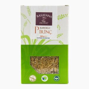 Kabuklu Pirinç