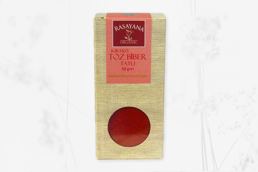Kırmızı Toz Biber - Tatlı