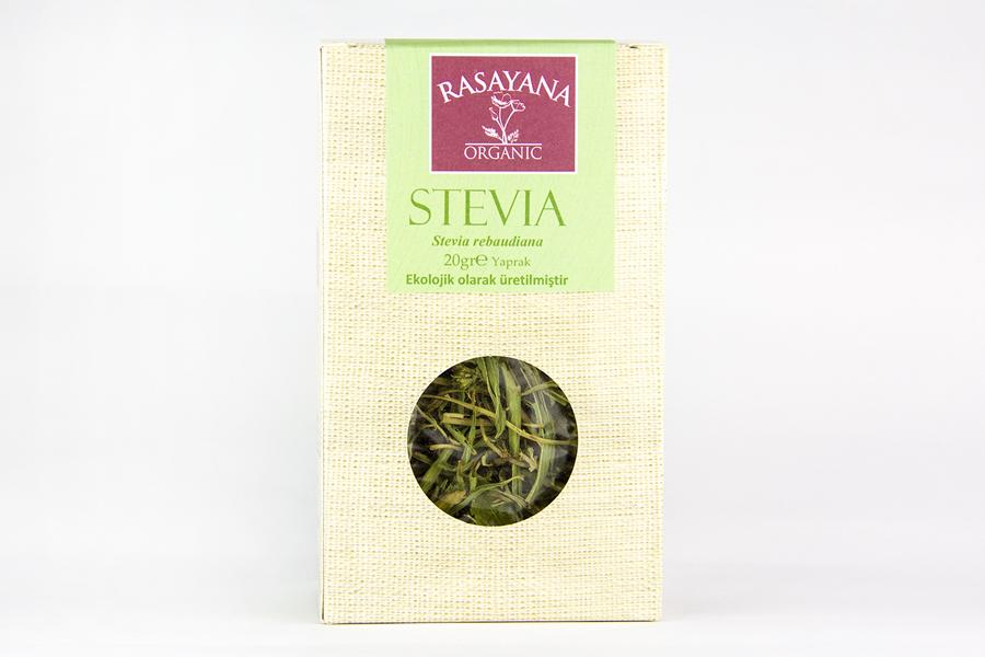 Stevia - Şeker Otu